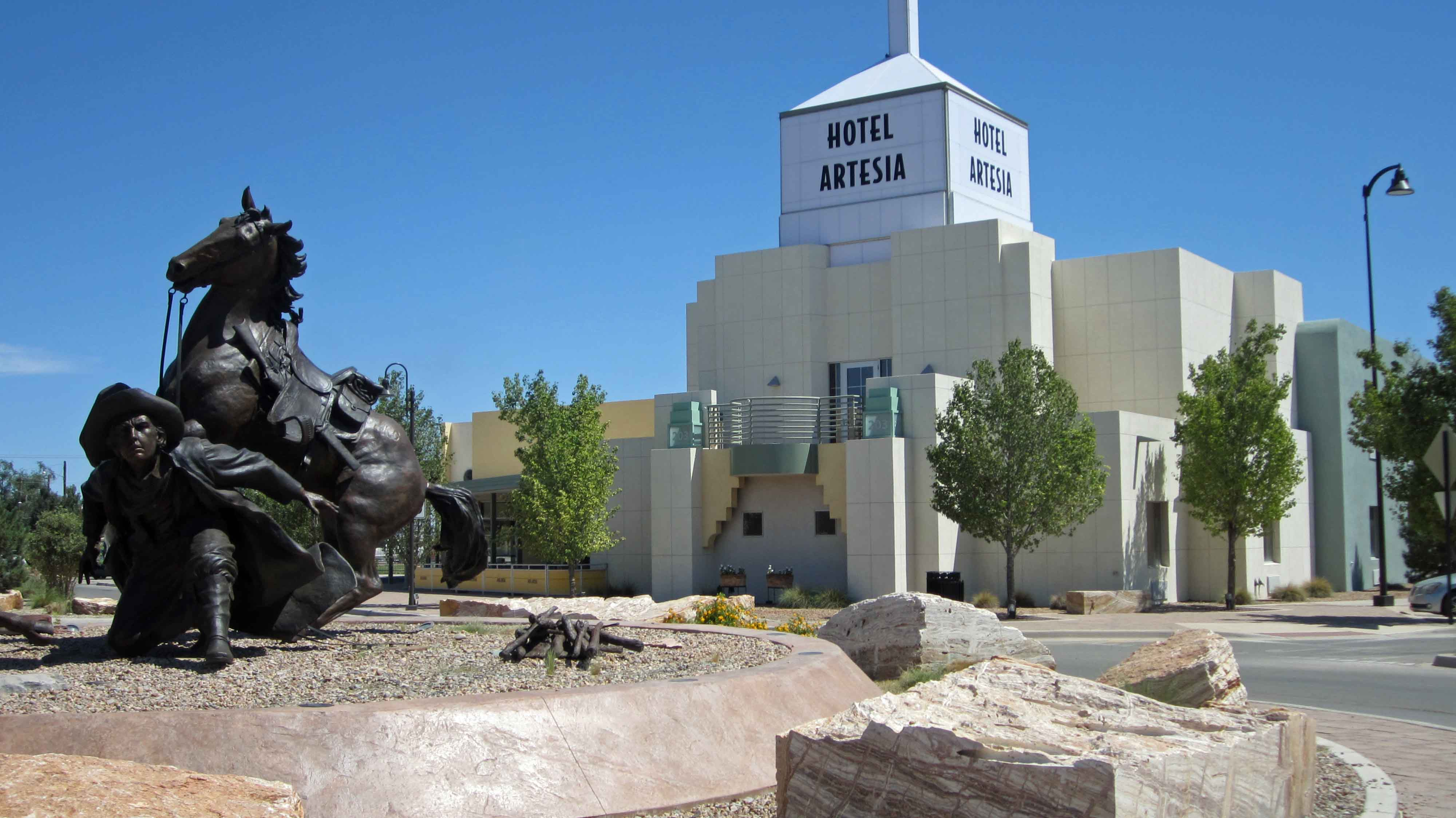 Hotel Artesia Off The Road In New Mexico Listing Details