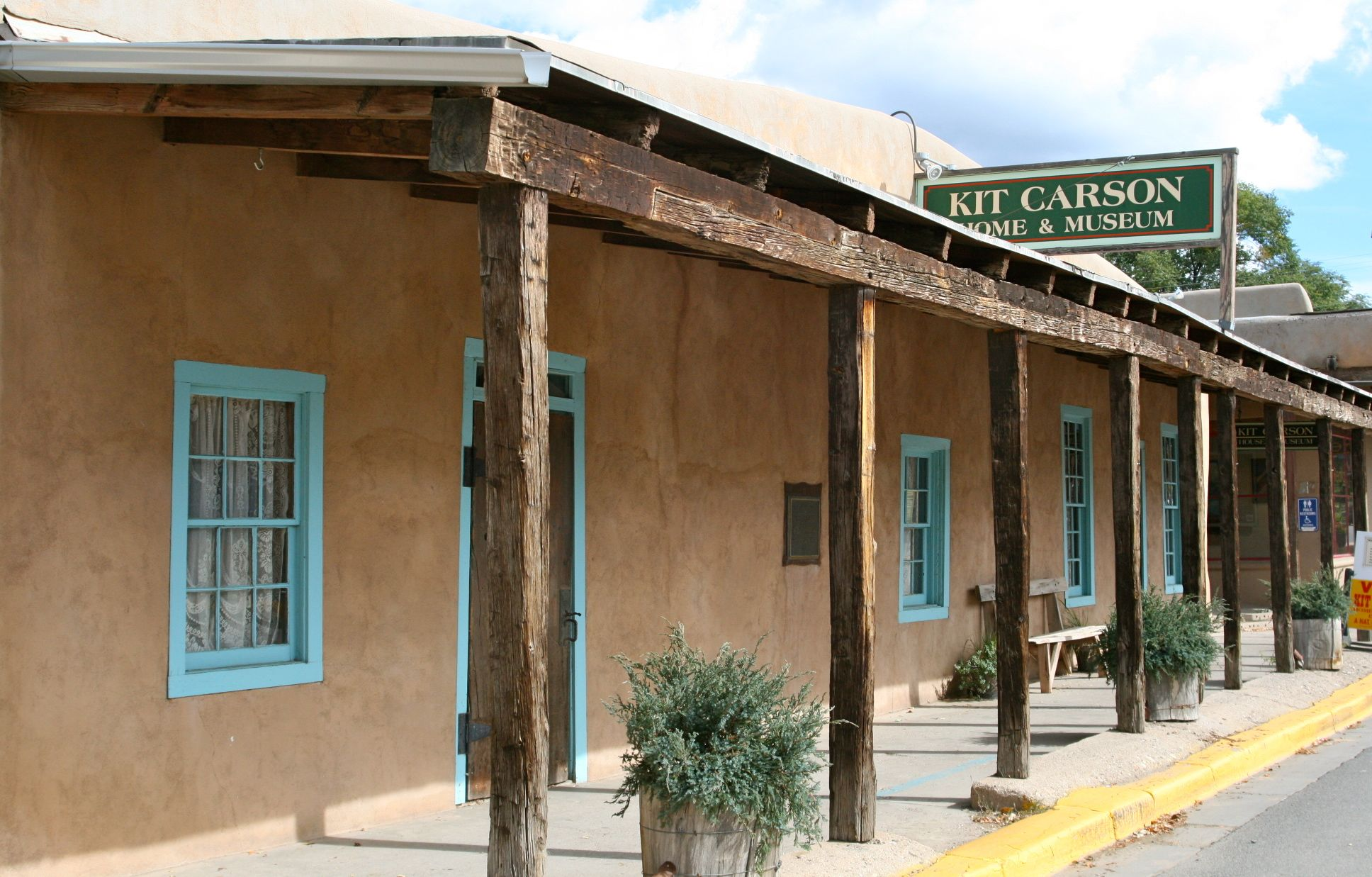 New mexico taos county carson - Taos Arts And Cultural District
